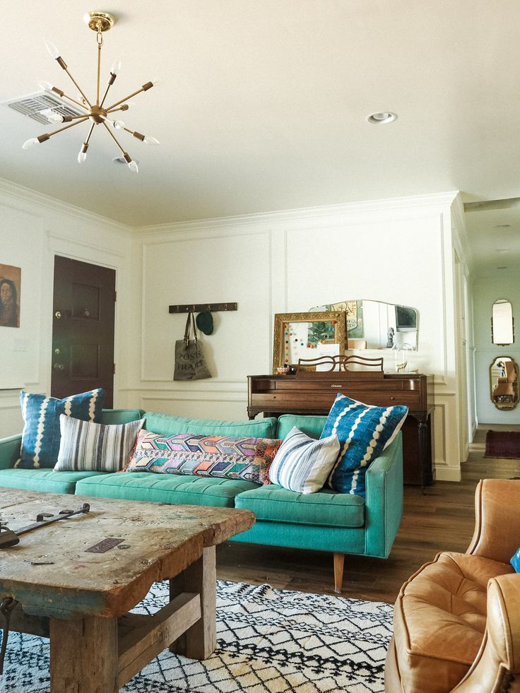 25 Best Ideas About Turquoise Sofa On Pinterest