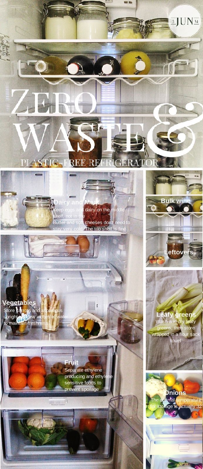 zero waste food storage plastic free green living kitchen organization and cleaning tips on kitchen organization zero waste id=91076