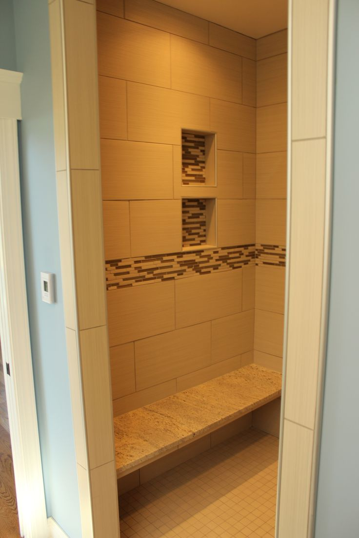 Master Bath Shower Tile By Marme Walls Bamboo Oyster 12