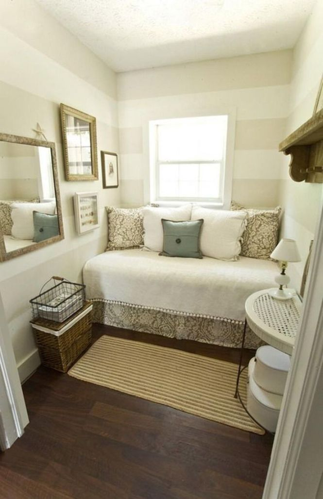 23 Efficient And Attractive Small Bedroom Designs Page 3 Of 4