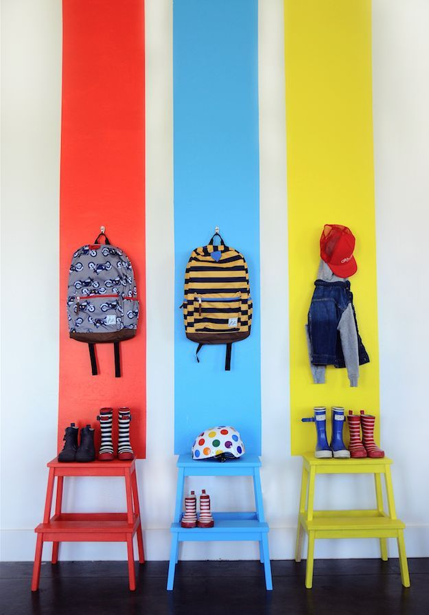6 creative ideas to decorate children's rooms with paint – Petit & Small