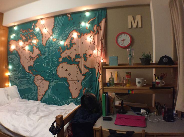 UCLA Dorm Room College Dorms Pinterest Tapestries