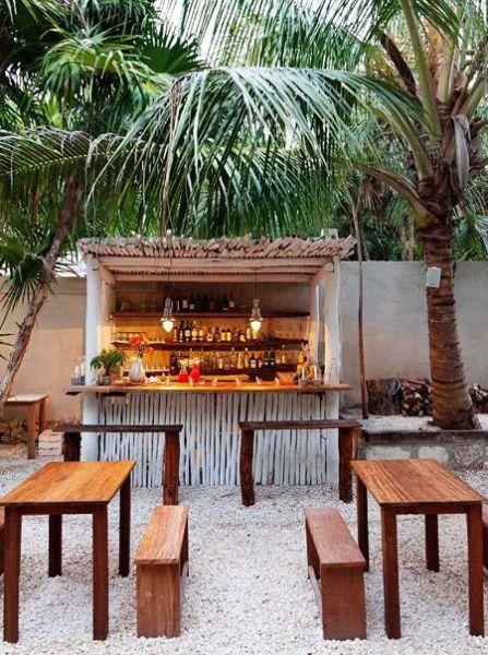 restaurant outdoor patio bars 25+ Best Ideas about Tikki Bar on Pinterest | Tiki bars
