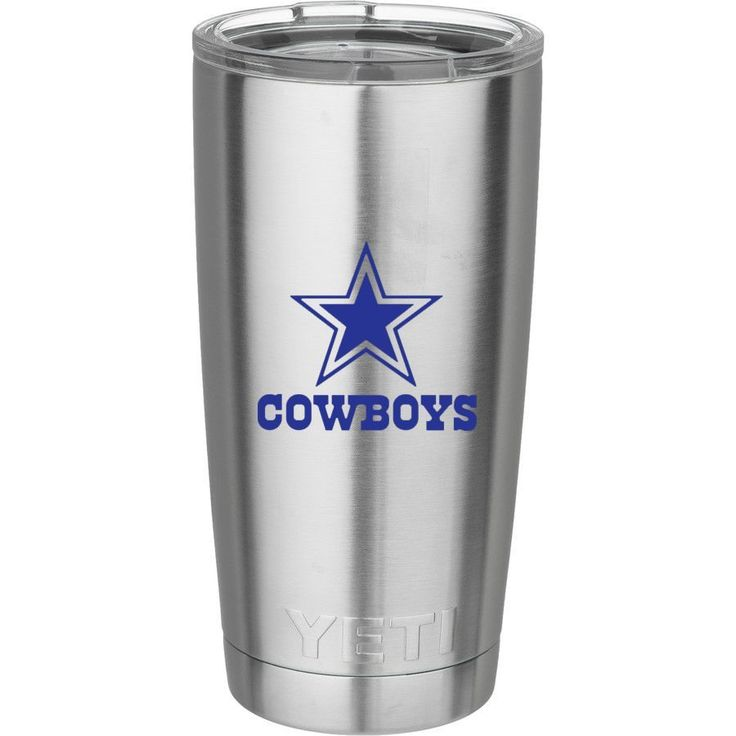 Details About Dallas Cowboys Decal For Your Yeti Tumbler