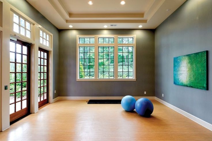 25+ Best Ideas About Home Yoga Room On Pinterest