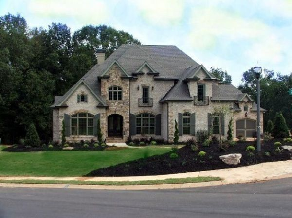 Gorgeous French Chateau Style in Gated Community - Houses ...