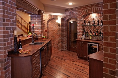 1000+ Ideas About Finished Basement Bars On Pinterest