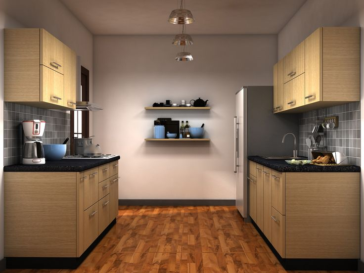 Open L Shaped Kitchen Designs