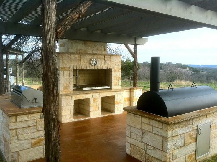 7 best images about outdoor smokers on pinterest wood smokers image search and pools on outdoor kitchen with smoker id=98895