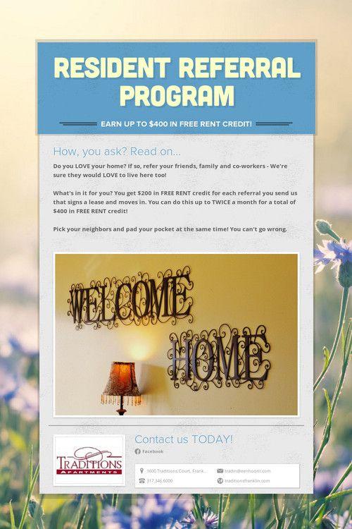 ideas for insurance referral flyer