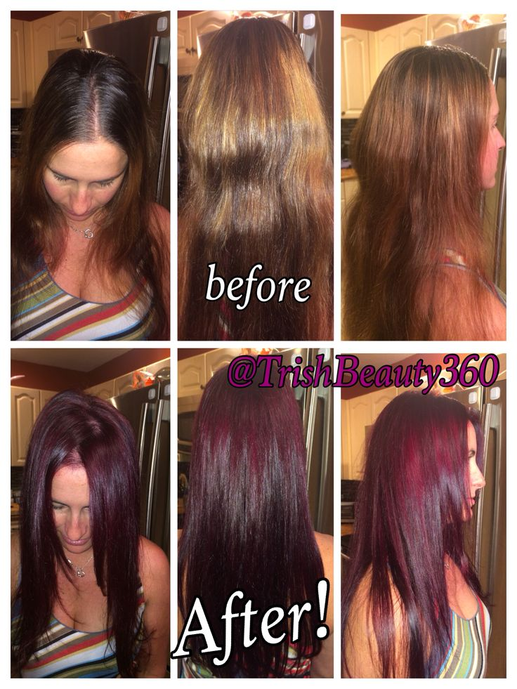 Goldwell Color 5vv Amp 5vr Different Hair Colors