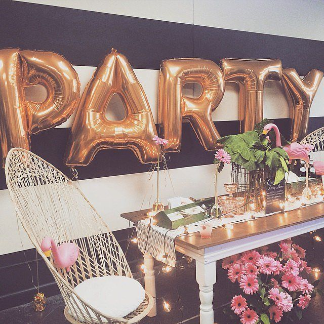 11 Things the Cutest Parties Always Have: Well be the first to admit that we get a little carried away when it comes to party