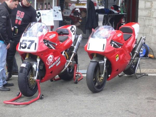 Ducati 851 Superbike - Bikers classic 2012   Ducati racing ...