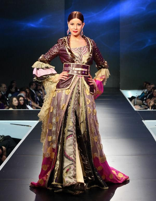 Traditional Moroccan clothing for wedding | Moroccan ...