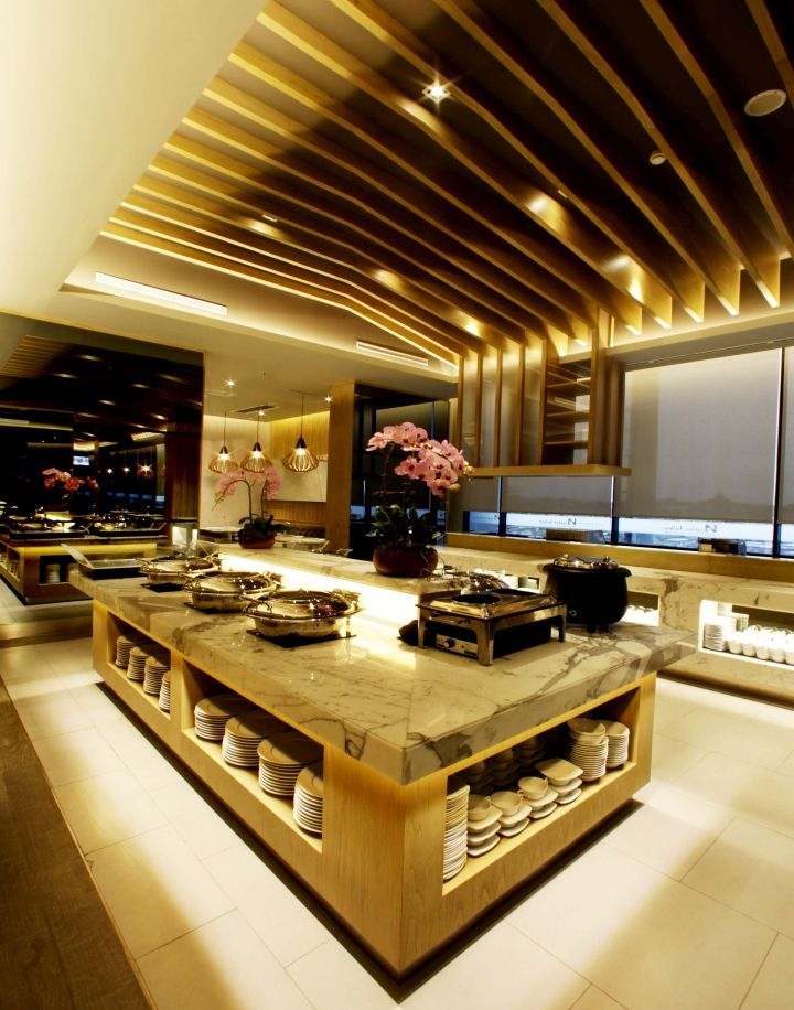 Buffet Table Buffet Counter Design Ideas Novocom Top