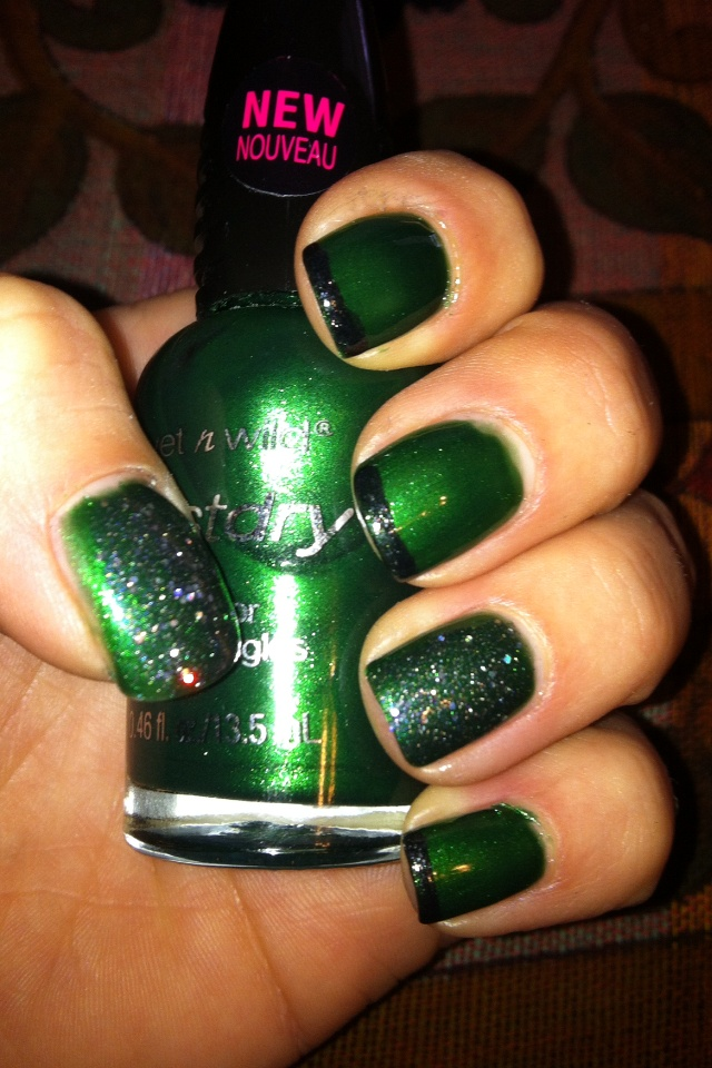 17 Best Images About Saint Patricks Day Nails On