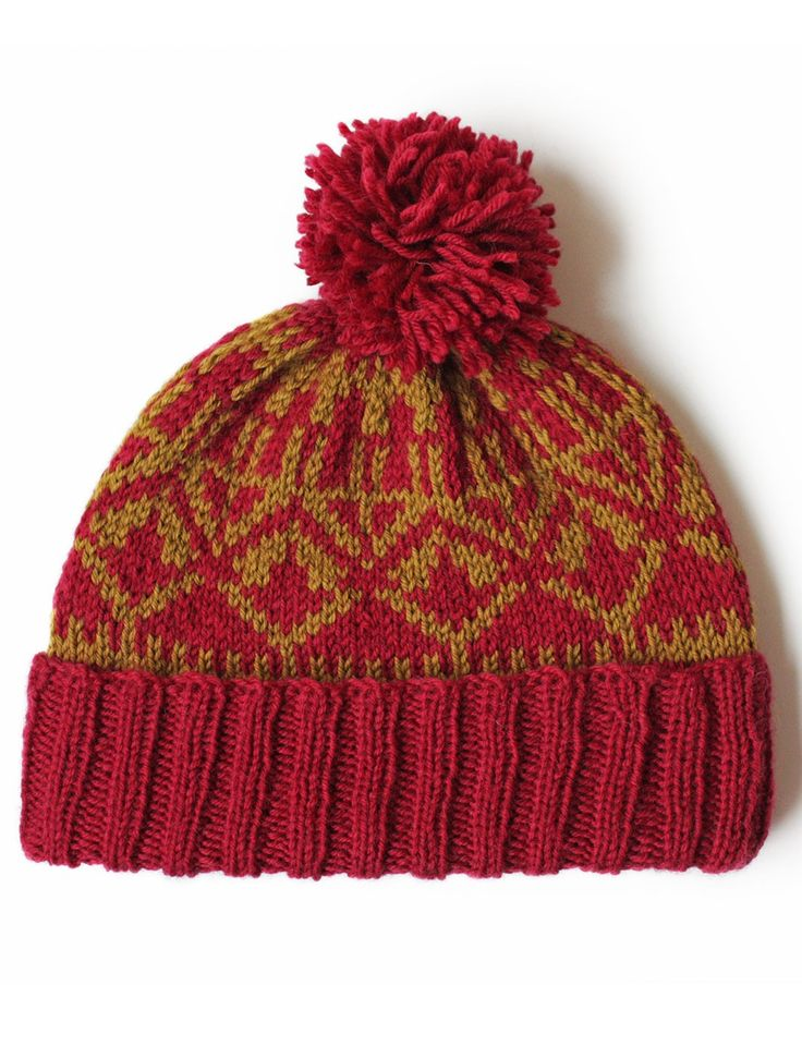 Patons Nordic Hat Patterns