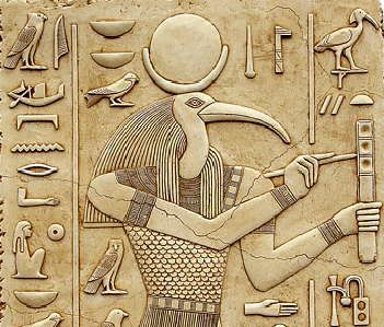 Image result for thoth god