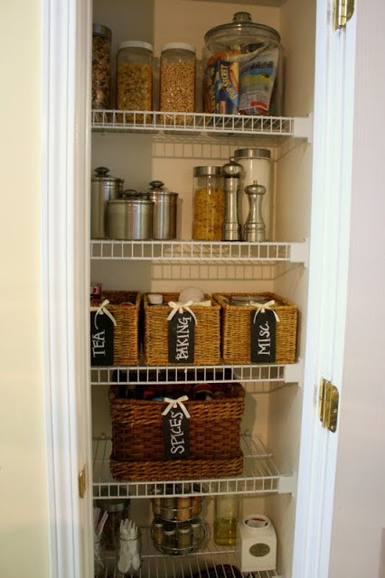 82 best images about pantry redo ideas on pinterest on brilliant kitchen cabinet organization and tips ideas more space discover things quicker id=38133