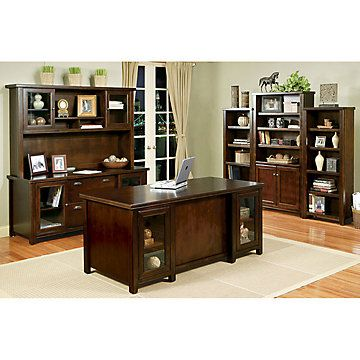 Tribeca Loft Cherry Executive Office Grouping OFG EX1127