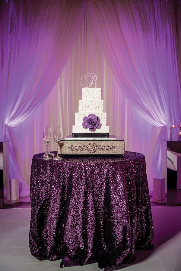 Hollywood Glam Atlanta Wedding Ashlynn Terrell