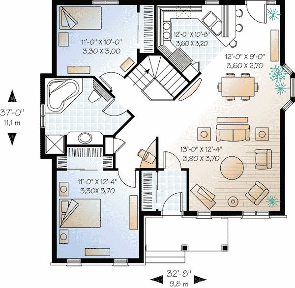 464 Best Images About Small House On Pinterest Plans Garage Apartment And