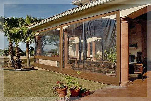 Custom Patio Enclosures from EnclosureGuy.com - clear ... on Patio Cover Ideas For Winter id=78462