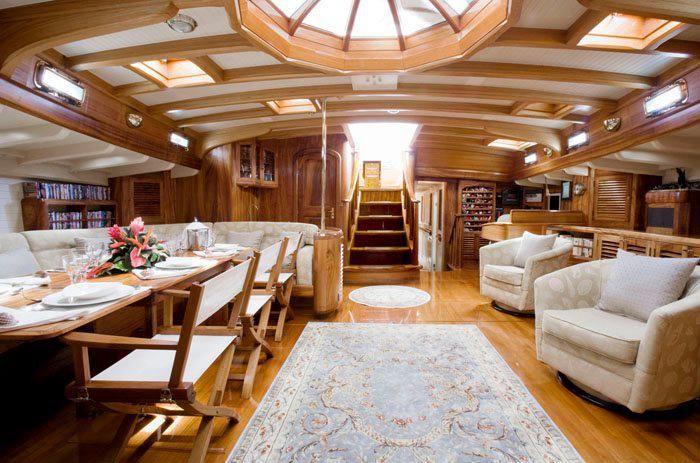 17 Best Ideas About Sailboat Interior On Pinterest