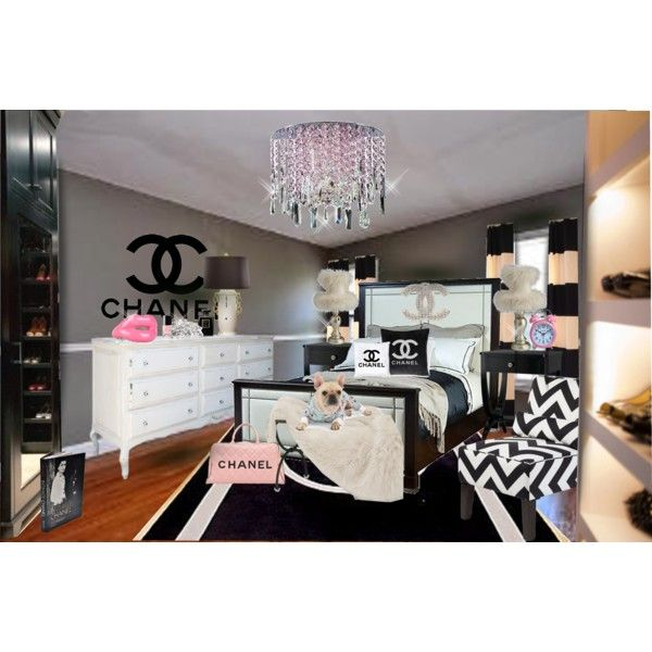Chanel Room Every Y S Dream This Would Be Sooo Fun To Achieve