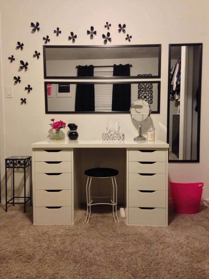 16 best images about Makeup station ideas on Pinterest ... on Make Up Room  id=42361