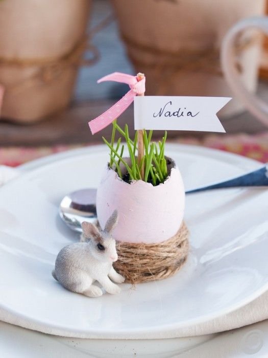Easter Placecards