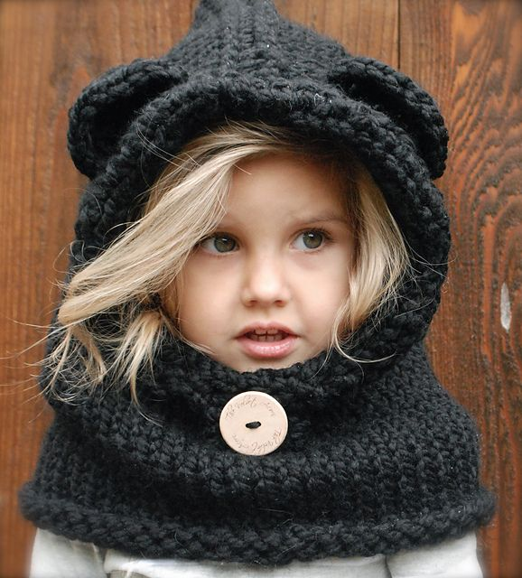 Ravelry: The Burton Bear Cowl pattern by Heidi May LOVE LOVE LOVE LOVE LOVE
