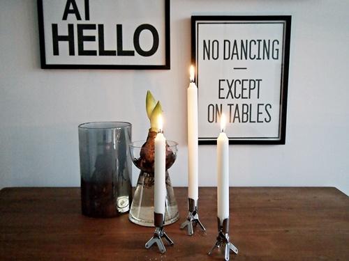 No Dancing Except On Tables Via Hitta Hem S T Y L I N