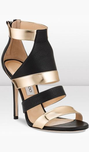 @ Jimmy Choo wow...these would look so good with a Black Mini /Gold belt Gold earings..with Jimmy Choo Purse...or a Valentino.<3