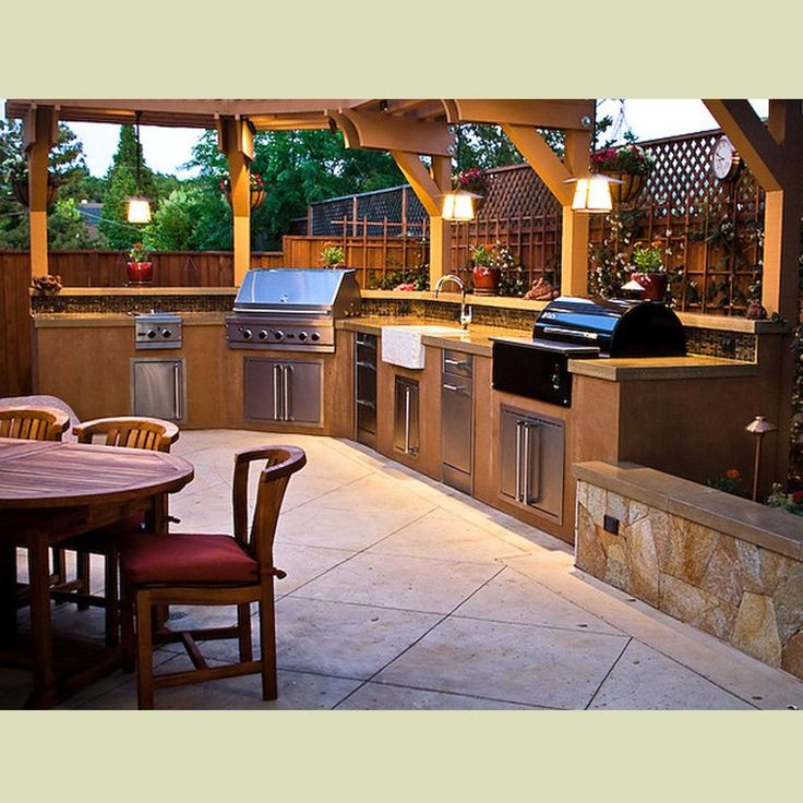 1000 images about outdoor kitchen on pinterest rustic outdoor kitchens food service on outdoor kitchen id=94969