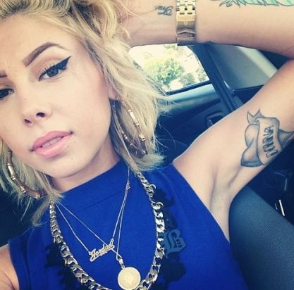 WATCH: Ratchet white girl beef? Lil Debbie questions ...