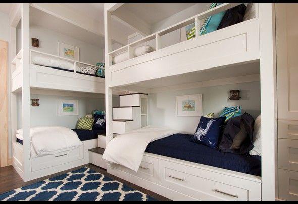 Bryan Baeumler Cottage Retreat Bunk Room Pinterest Kid Canada And Cottages