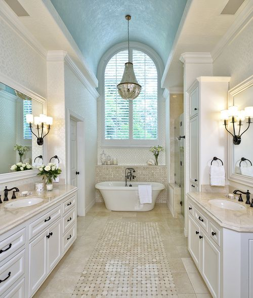 Planning A Bathroom Remodel? Consider the layout first.  DESIGNED w/ Carla Aston