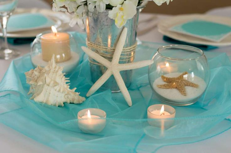 Sand Pearls And Starfish Wedding Party Ideas Starfish