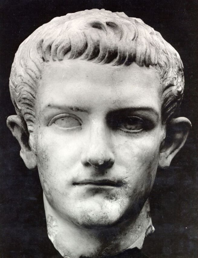 Image result for Ancient Roman Gaius Caligula