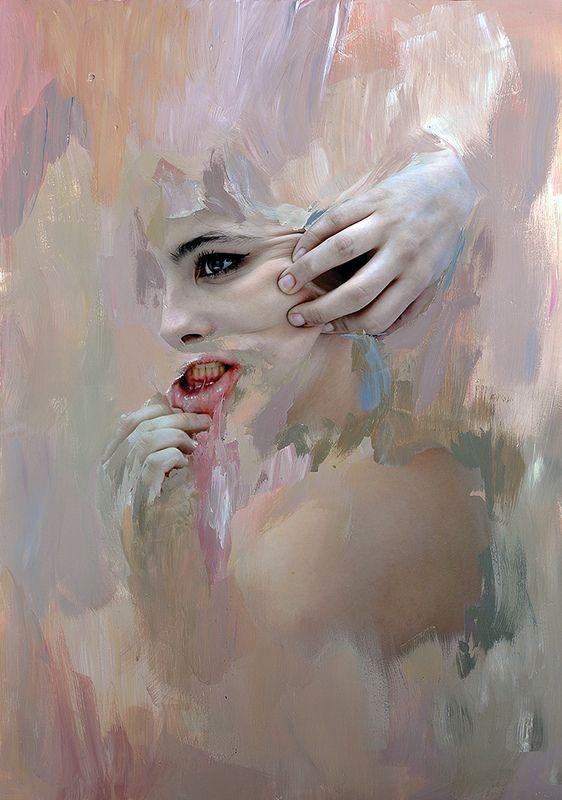 Rosanna Jones. Mixed media works by Rosanna… – Supersonic Electronic Art