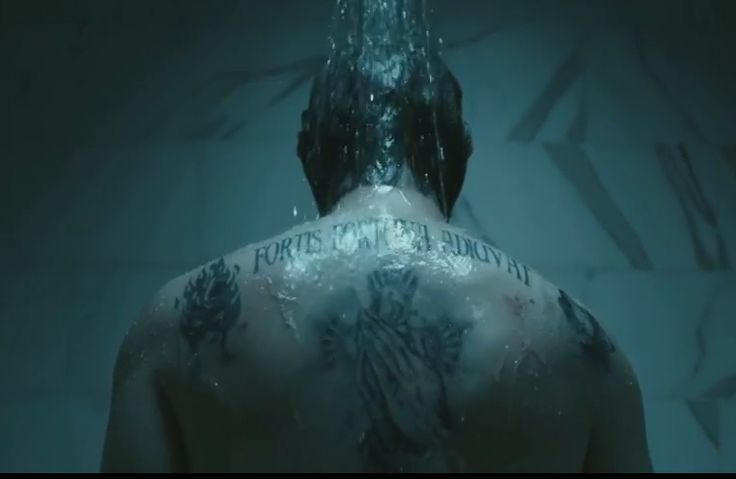 John Wick Back Tattoos Font