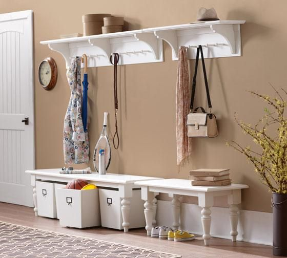 Martha Stewart Living Solutions Makes Any Entryway Look