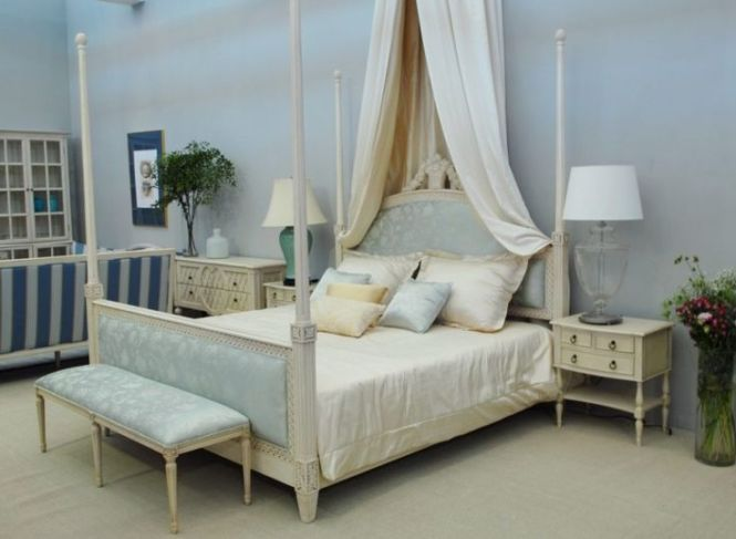 French Provincial Bedroom Images
