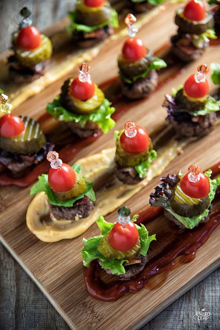 25 Best Ideas About Mini Hamburgers On Pinterest Mini