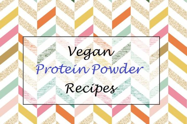 1000+ images about Vegan Protein Powder Recipes on Pinterest
