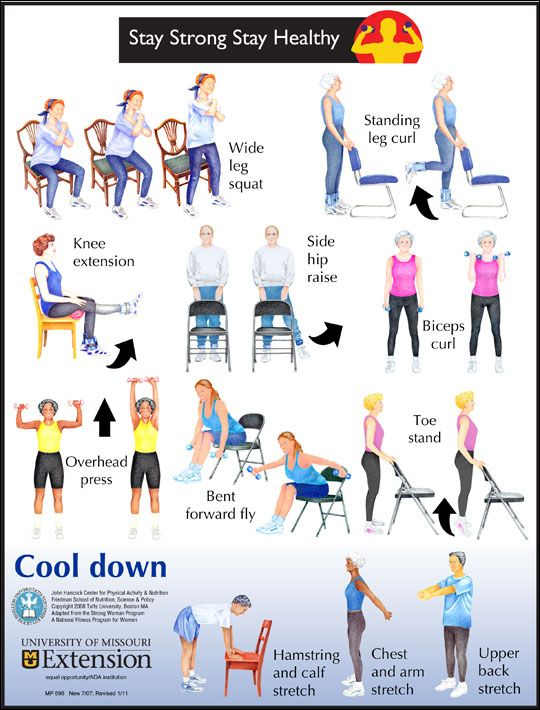 Seated Leg Exercises For Seniors Brokeasshome Com