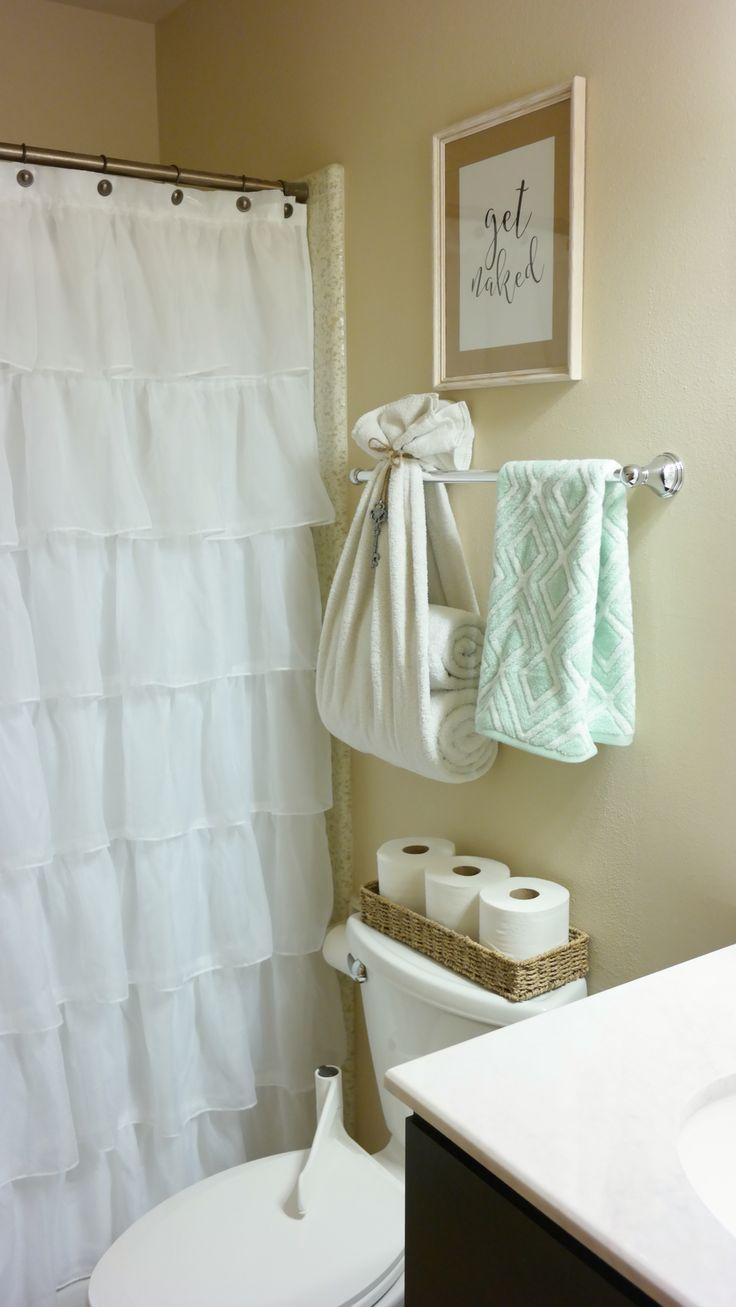 25 Best Ruffle Shower Curtains Ideas On Pinterest Lace