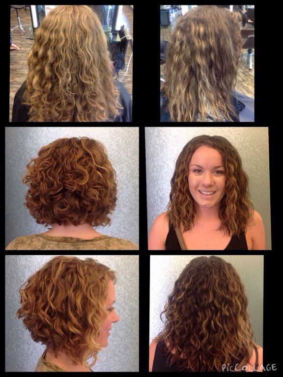 Deva Curl Before And Afters By Emily EMILY At Hair
