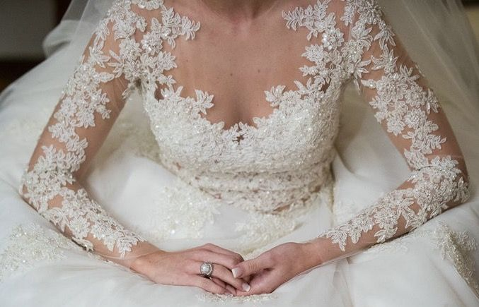 325 Best Images About DETACHABLE Wedding Gown Straps